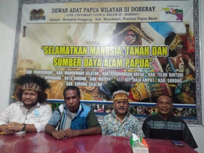 konferensi masyarakat adat papua