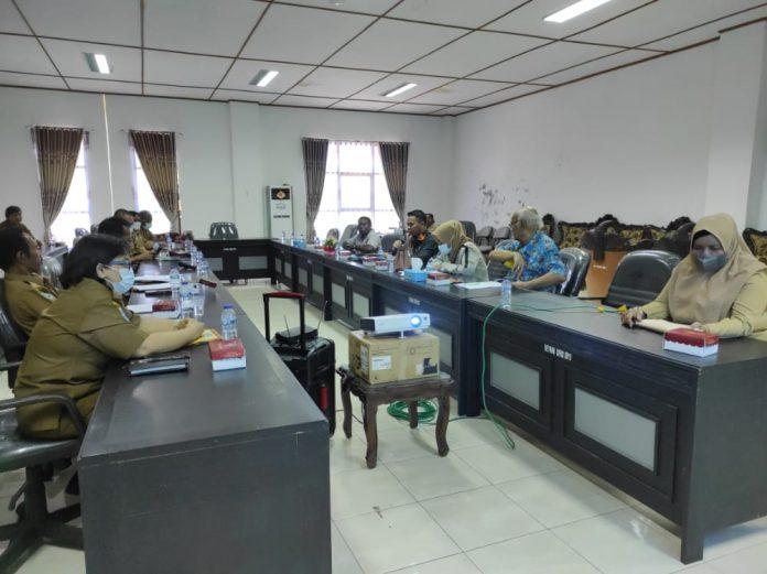 Komisi A DPRD Manokwari