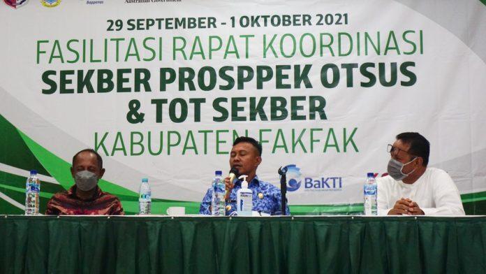 Sekber PROSPPEK Otsus Papua Barat