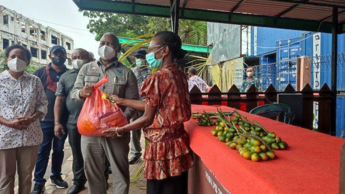 Dinas Sosial Papua Barat